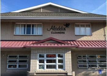 Buffalo dry cleaner Aladdin Cleaners
