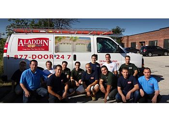 Aurora garage door repair Aladdin Garage Doors of Aurora