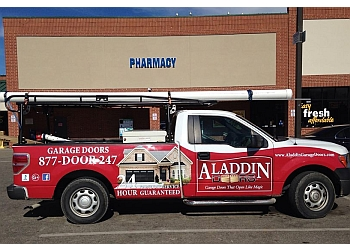 Durham garage door repair Aladdin Garage Doors of Durham