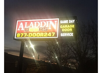 Naperville garage door repair Aladdin Garage Doors of Naperville
