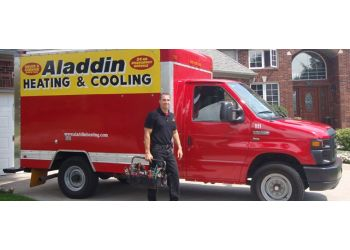 Warren hvac service  Aladdin Heating