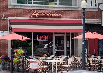 Akron vegetarian restaurant Aladdin's Eatery