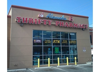 El Paso pharmacy Alameda Thrifty Pharmacy