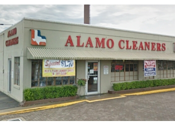 Beaumont dry cleaner Alamo Cleaners