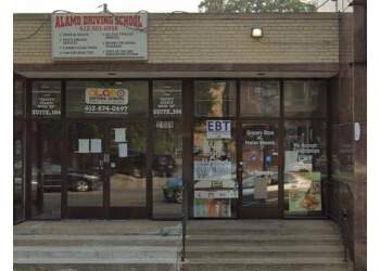 Minneapolis driving school Alamo Driving School