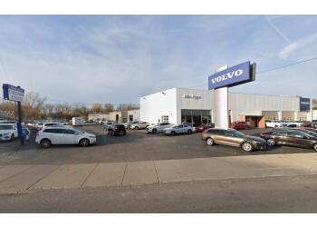 Syracuse auto body shop Alan Byer Collision Center