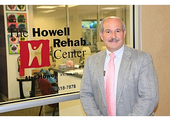 Cincinnati physical therapist Alan J. Howell, PT, SCS, AT, ATC