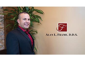 Santa Clara cosmetic dentist Alan L. Frame D.D.S.