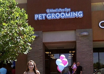 Alani's Paw Spa & Pet Grooming Modesto Pet Grooming