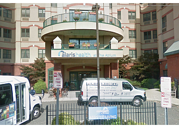 Jersey City assisted living facility Alaris Health at The Atrium