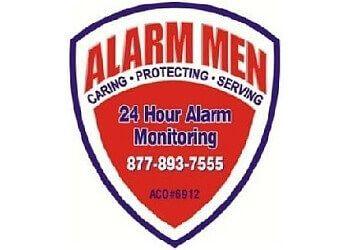 Visalia security system Alarm Men
