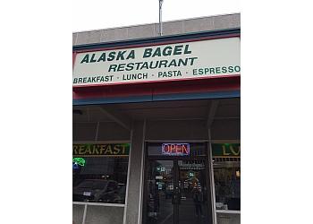 Anchorage bagel shop Alaska Bagel Restaurant