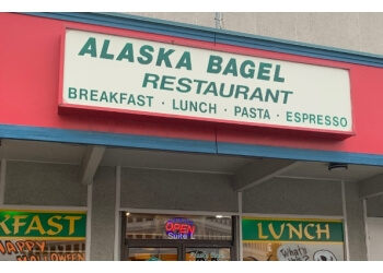 Anchorage bagel shop Alaska Bagel Restaurant