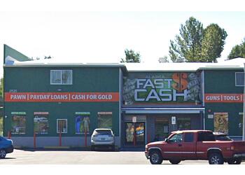 Anchorage pawn shop Alaska Fast Cash