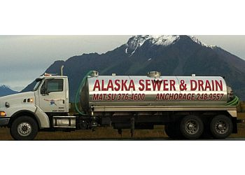 Anchorage septic tank service Alaska Sewer & Drain LLC