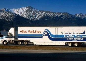 Anchorage moving company Alaska Terminals