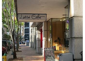 Norfolk cafe Alatte Cafe