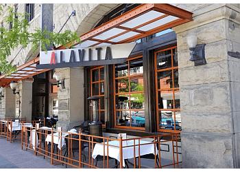 Boise City italian restaurant Alavita