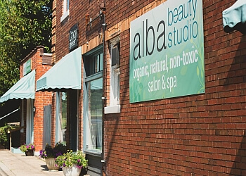 Cincinnati beauty salon Alba Organic Beauty Studio