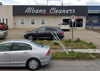 Norfolk dry cleaner Albano Cleaners