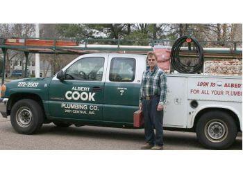 Memphis plumber Albert Cook Plumbing Co.