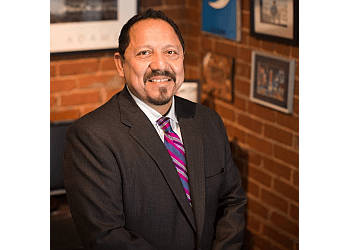 Visalia criminal defense lawyer Albert Garcia