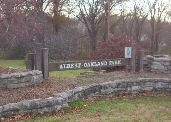 Columbia public park Albert-Oakland Park