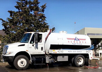 Seattle septic tank service Alberta Septic Systems