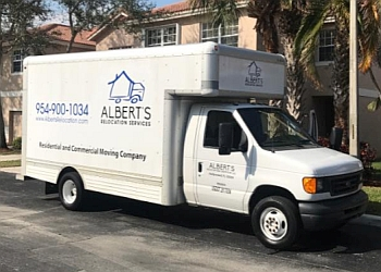Hollywood moving company Albert's Relocation Services LLC