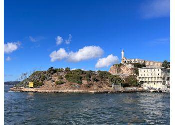 San Francisco landmark Alcatraz Island