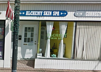 Bridgeport spa Alchemy Skin Spa