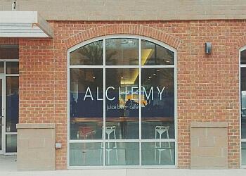Columbus juice bar Alchemy