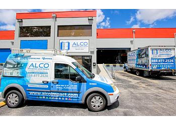 Miami window company Alco Windows and Doors