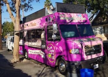 Santa Ana food truck Alebrije's Grill Taco Truck
