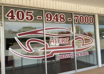 Oklahoma City driving school Alert Driving School