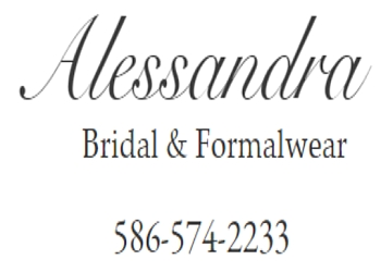 Warren bridal shop Alessandra Bridal & Formalwear