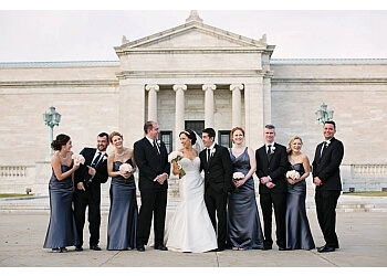 Cleveland wedding photographer Alevtina Photography