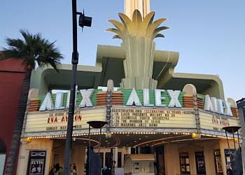 Glendale places to see Alex Theatre
