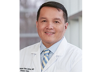Evansville primary care physician Alexander Dela Llana, MD