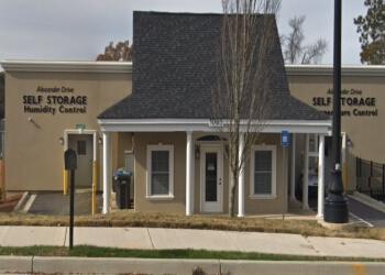 Augusta storage unit Alexander Drive Self Storage