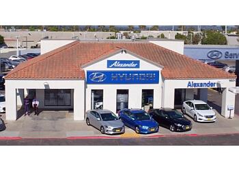 Oxnard car dealership ALEXANDER HYUNDAI OF OXNARD