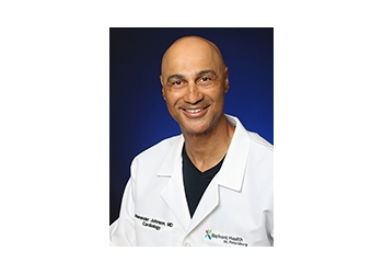 St Petersburg cardiologist Alexander Johnson, MD, FACC