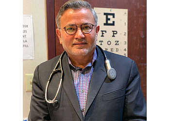 St Louis primary care physician Alexander K Mammen, MD