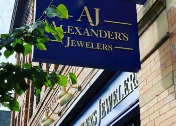 Columbus jewelry Alexanders Jewelers