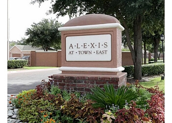 Mesquite apartments for rent Alexis at Town East