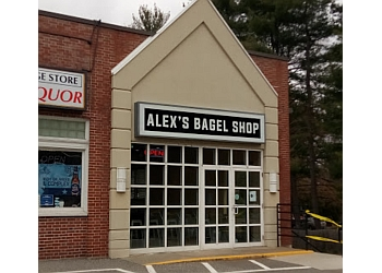 Springfield bagel shop Alex's Bagel Shop