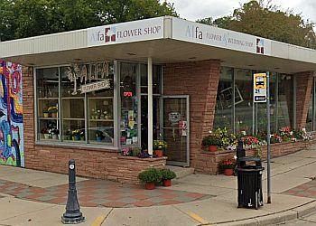 Milwaukee florist Alfa Flower & Milwaukee Wedding Shop