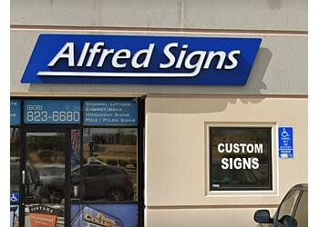 Fontana sign company Alfred Signs