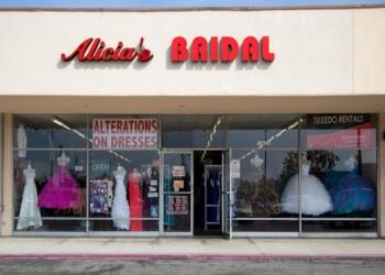 Ontario bridal shop Alicia's Bridal