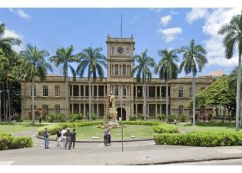 Honolulu landmark Aliiolani Hale